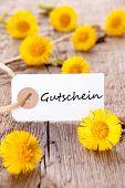 Tag With Gutschein