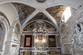 San Domenico Maggiore church, Naples Italy