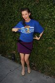 LOS ANGELES - JUN 18:  Alicia Arden at the Private LA Football League Summer Kickoff Suite featuring