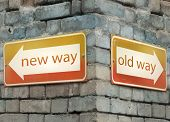 New And Old Way