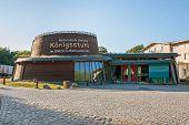 National Park Center Koenigsstuhl