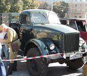 Truck Gaz-63