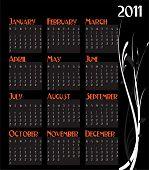 Retrato Layout 2011 Calendário
