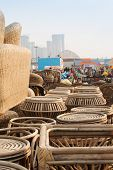 Cane Furnitures, Indian Handicrafts Fair , Kolkata