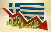 currency collapse - Greek euro