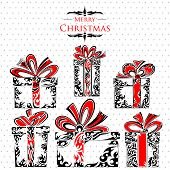 Holy Christmas Tattoo Style Gift Pack