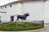 Bull Statue, Ronda