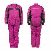 Snowboard Jacket And Pants