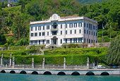 Luxury villa on the Como lake, Italy