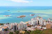 Beach Praia Da Costa And  Praia Da Sereia, Vila Velha, Vitoria,  Espirito Santo, Brazil