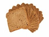 Rye Bread For Toasts