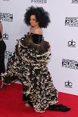 LOS ANGELES - NOV 23:  Diana Ross at the 2014 American Music Awards - Arrivals at the Nokia Theater on November 23, 2014 in Los Angeles, CA