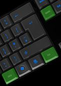 Control Alt Supr en el teclado