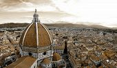 Santa Maria Del Fiore In Florence