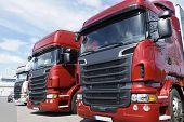 trucks on line