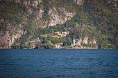 San Siro, Lake Como, Italy