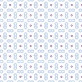 seamless ethnic pattern on white, vector background