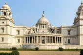 Victoria Memorial in Kolkatta, India