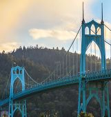 picture of portland oregon  - Beautiful Image of Saint John - JPG