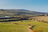 picture of significant  - View of the Adur Valley - JPG