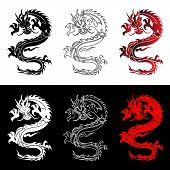 Chinese Dragons.