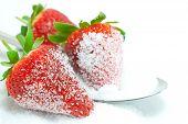 Strawberry's and Sugar