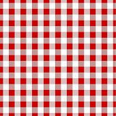 Seamless tile gingham background