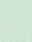 Vector retro flower seamless pattern