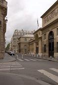 Paris  Back Street
