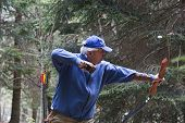 Follow Through With A Recurve Bow