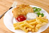 Fish And Chips