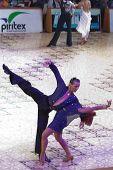 Competencia de maestros de danza