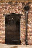 Door among Bricks