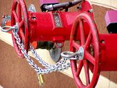 Red Hydrants