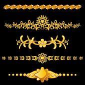Conjunto de divisores de ouro