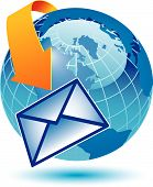 Email Globe-082296