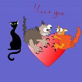 Love Cat2