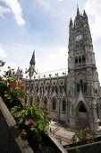 Basílica Quito Equador
