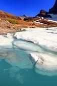 Grinnell Glacier Melting