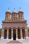 Orthodox cathedral detail