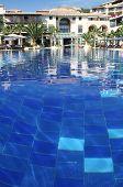 Cool Blue Swimming Pool