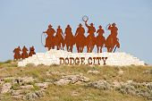 Sinal de Dodge City