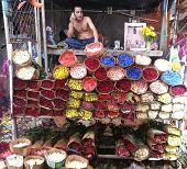 Vietnamese Flower Market