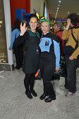 Costumed People At Destination Star Trek In  London Docklands 20Th October 2012