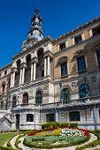City Hall, Bilbao, Bizkaia, Basque Country, Spain