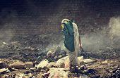 Poluição e pobreza