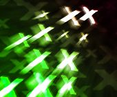 Green XXX AbstractBackground