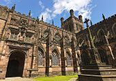 A Look At Chester Cathedral, Cheshire, England