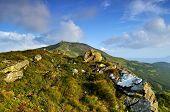 Abandoned Base In Carpathian Mountains