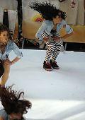 Chris Brown Dancers